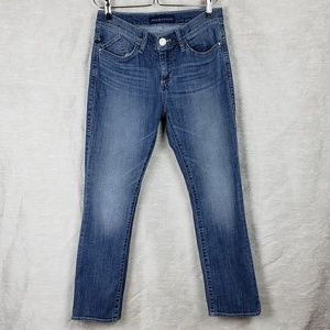 - Rock & Republic KENDALL Cropped Jeans Size…